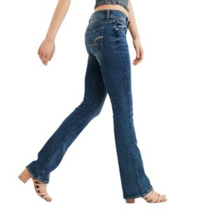 American eagle outfitters Kick Boot Jeans, size 2